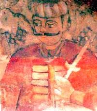 Vald al II-lea Dracul, portret din sec. XV