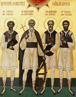 Sfinții Martiri și Mărturisitori Năsăudeni au ales moartea și chinurile pentru adevărul Ortodoxiei, iar preoții de azi din Ardeal tremură de frica episcopilorecumeniști