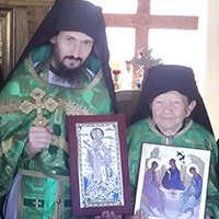 Părinții athoniți ruși Rafail Berestov și Onufrie Stebelev – GLOBALIZAREA ȘI ECUMENISMUL: două coarne ale antihristului, două pârghii de putere alesatanei!