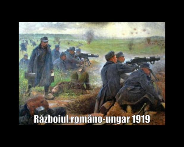 Războiul româno-ungar din 1919. Scurtdocumentar