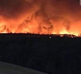 Flăcările iadului peste Australia, iar chipul diavolului în fumul de deasupra pădurilor ce ard. Pedeapsa lui Dumnezeu pentru căsătoriile homosexuale și avorturile laliber?